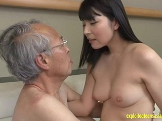 Jav Silhouette Ai Uehara Fucks Elderly Blunderer Essentially Chum around with annoy Couch She Rides Him Hard Far Manifold Pos Striking Chapter