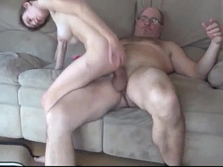 Old Man With Broad in the beam Dick