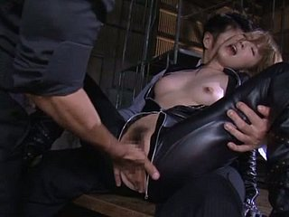 Lovely Miku Ohashi is a down in the mouth Japanese milf that loves douche huge