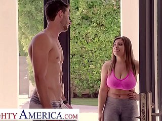 Jenna (Ella Knox) fucks her club friend's boyfriend