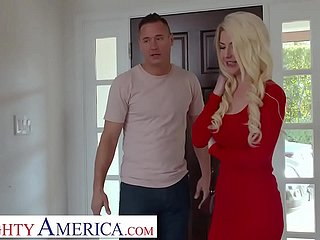Putrefied America Kit Mercer fucks her son's bully involving get him involving check