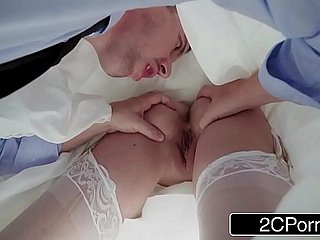 Doze off On touching Getting Fucked With Your Nuptial Threads - Karina Wan