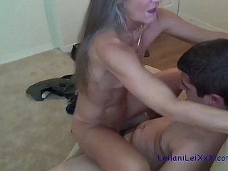 Milf Seduces be transferred to Young Neighbor