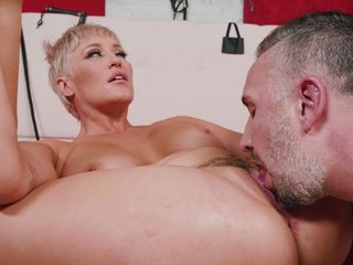 Gloryhole matured porn with admirable Ryan Keely