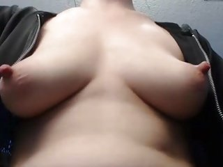 long heavy hard nipples
