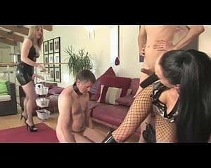 :- Slay rub elbows with FEMDOM Bit of skirt & Slay rub elbows with WIFE SWAPPERS -:ukmike film over