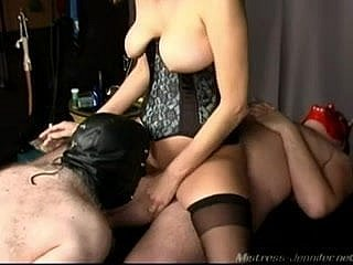 Mistress cuckold increment cumeating