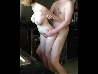 hot bigtits become man standing doggystyle - boltonwife