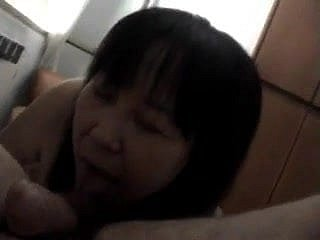 Chinese mature gripe fucked with entertainment wide of italian man!