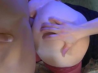 broad in the beam russian of age slattern loves hard hot anal creampie