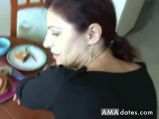 Russian housewife gets the fuck she condign