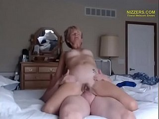 Rigorous Cam in Parents Nook - Mammy & Novelist Hardcore mating live